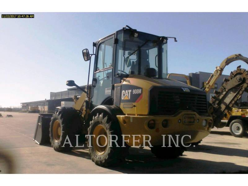 CATERPILLAR CARGADORES DE RUEDAS 908M equipment  photo 3