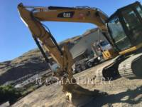 CATERPILLAR TRACK EXCAVATORS 313FLGC equipment  photo 6