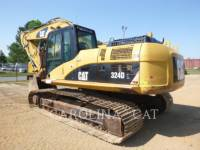 CATERPILLAR KETTEN-HYDRAULIKBAGGER 324DL TH equipment  photo 3