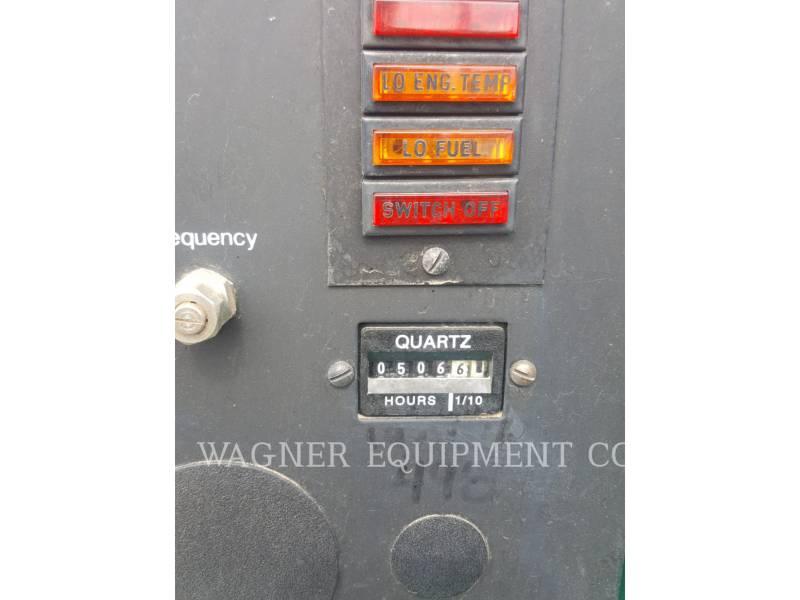 ONAN Grupos electrógenos fijos 80DGDA equipment  photo 7