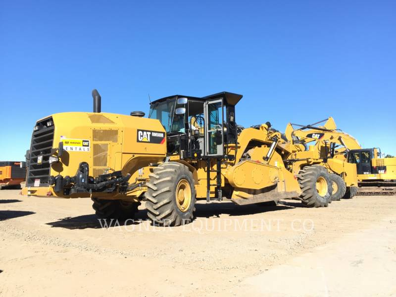 CATERPILLAR STABILIZERS / RECLAIMERS RM500B equipment  photo 2