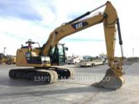 CATERPILLAR EXCAVADORAS DE CADENAS 320E LRR equipment  photo 4