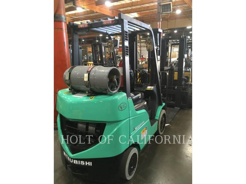 MITSUBISHI FORKLIFTS FGC25N equipment  photo 2