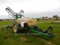 GREAT PLAINS SPRAYER TS750PH equipment  photo 2