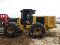 Equipment photo CATERPILLAR 563 C FORESTRY - FELLER BUNCHERS - WHEEL 1