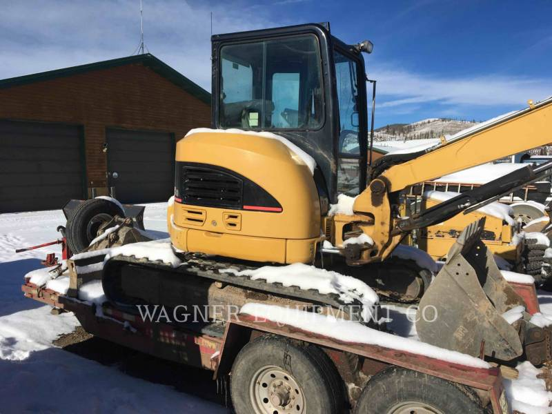 CATERPILLAR PELLES SUR CHAINES 304C CR equipment  photo 5