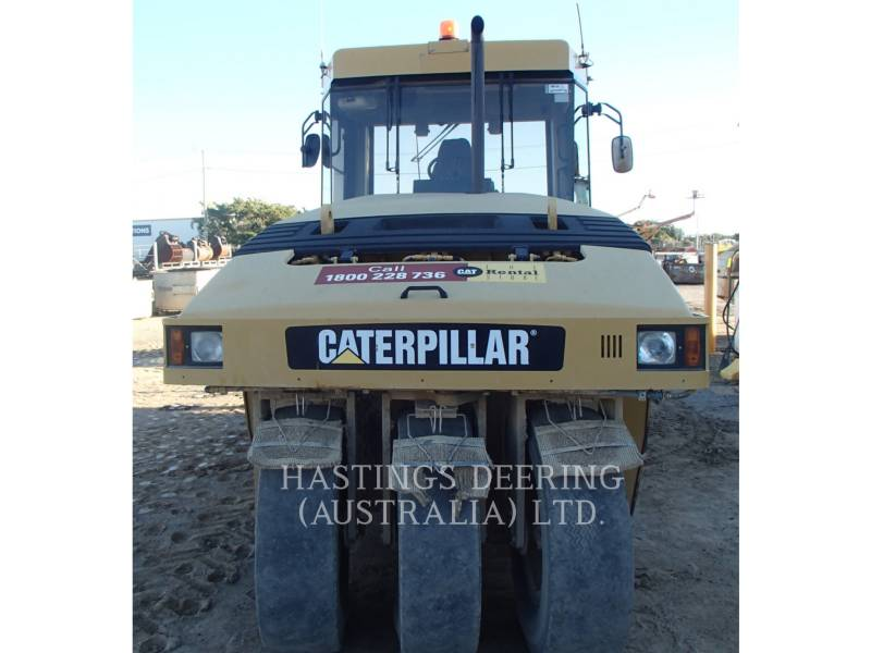 CATERPILLAR PNEUMATIC TIRED COMPACTORS PS-300C equipment  photo 9