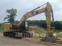 CATERPILLAR TRACK EXCAVATORS 324EL P equipment  photo 2