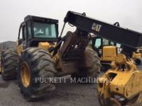 CATERPILLAR EXPLOITATION FORESTIÈRE - DÉBARDEURS 525C DFVHP equipment  photo 2