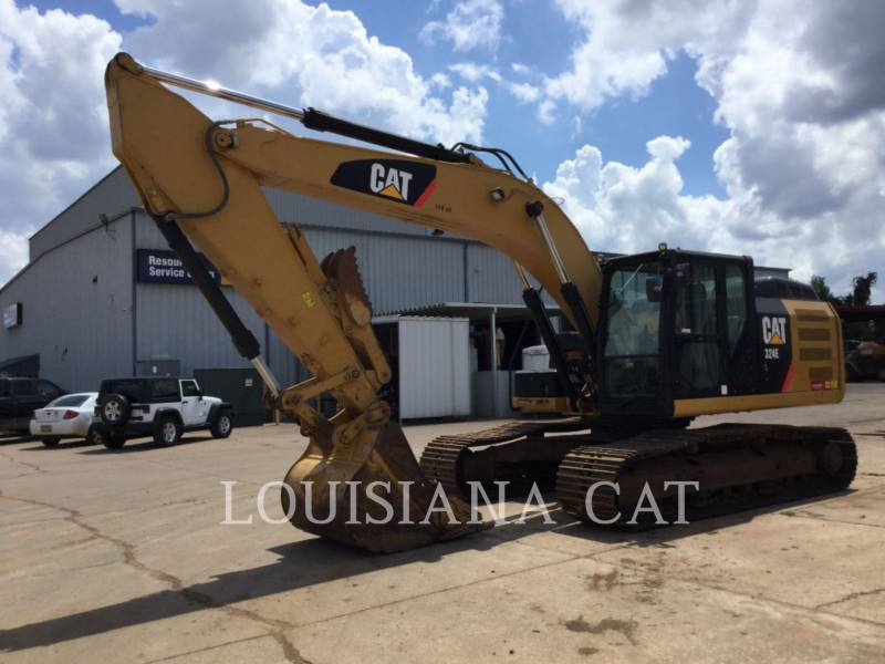 CATERPILLAR RUPSGRAAFMACHINES 324EL equipment  photo 7