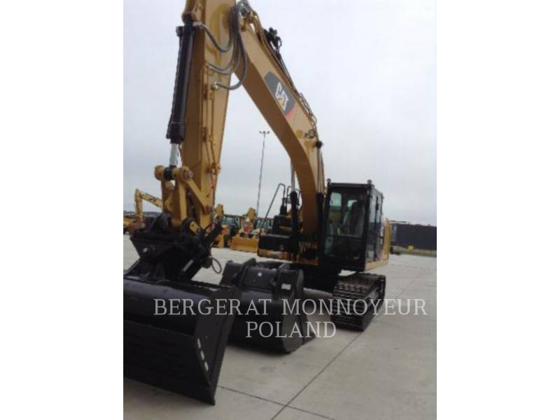 CATERPILLAR EXCAVADORAS DE CADENAS 320 E L equipment  photo 2