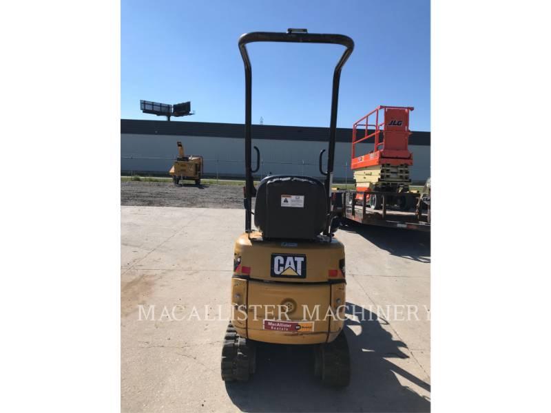 CATERPILLAR TRACK EXCAVATORS 300.9D equipment  photo 4