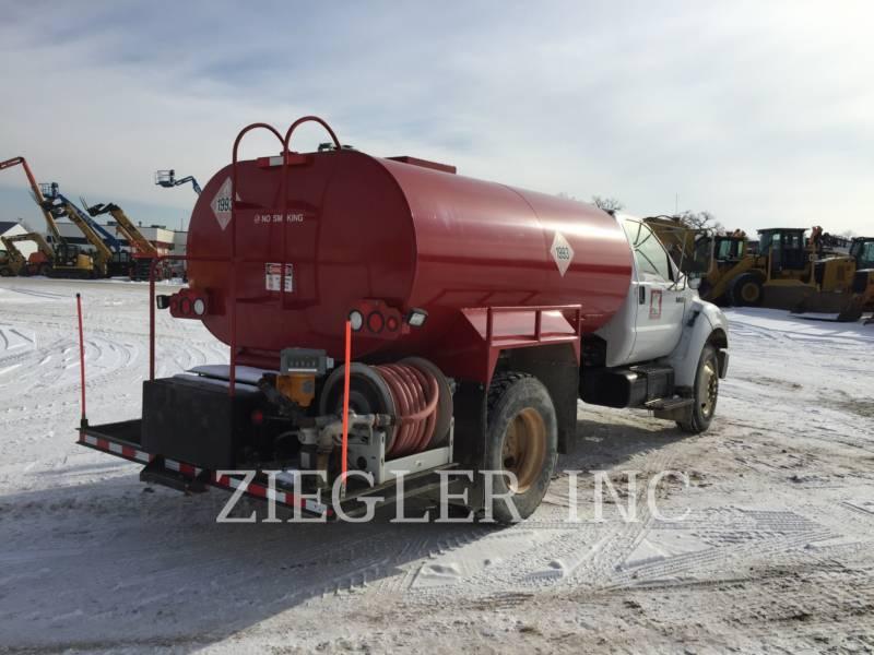 FORD TRUCK ダンプ・トラック F750 equipment  photo 4