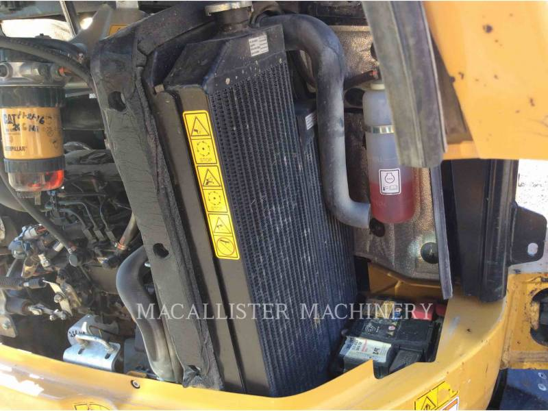 CATERPILLAR KETTEN-HYDRAULIKBAGGER 302.7D equipment  photo 8