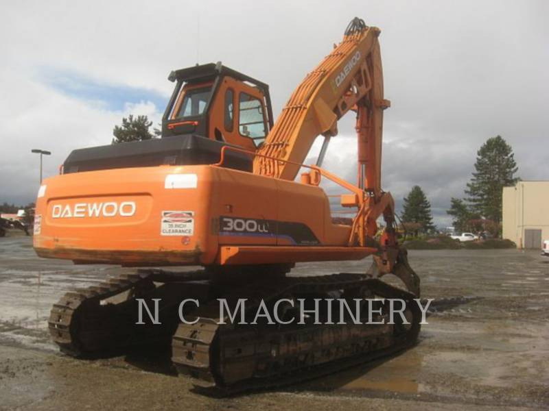 DAEWOO MÁQUINA FORESTAL 300LL equipment  photo 3
