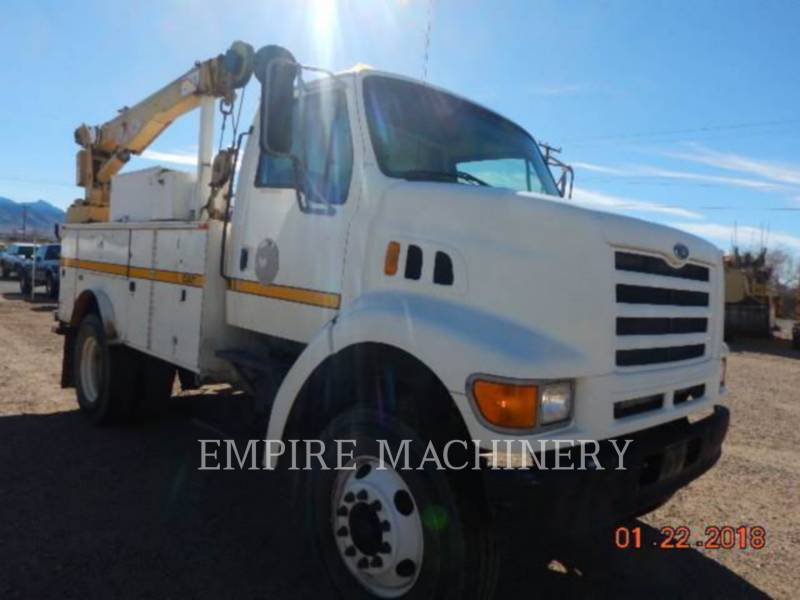 FORD / NEW HOLLAND OTHER F650 equipment  photo 4