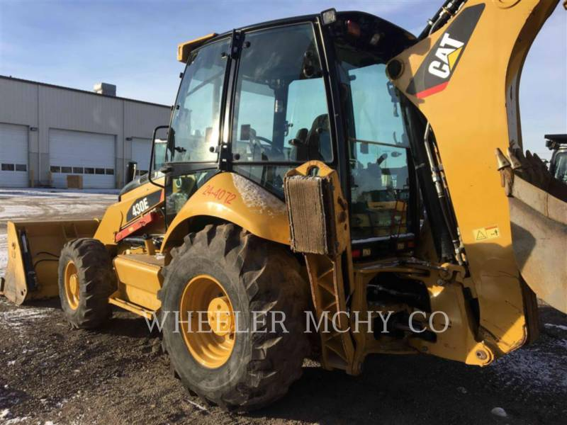 CATERPILLAR BACKHOE LOADERS 430E E MP equipment  photo 4
