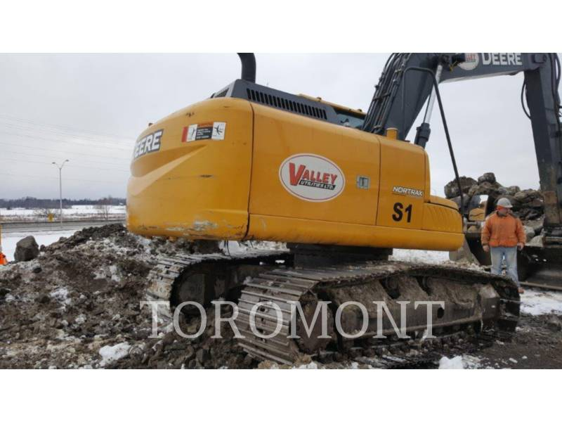DEERE & CO. TRACK EXCAVATORS JD160G equipment  photo 2