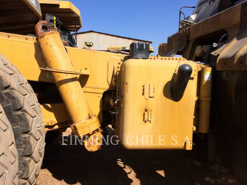 CATERPILLAR OFF HIGHWAY TRUCKS 773G equipment  photo 3