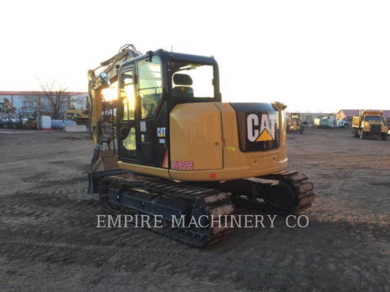 CATERPILLAR TRACK EXCAVATORS 308E2 SB equipment  photo 1