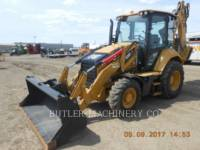 Equipment photo CATERPILLAR 420 F 2 IT CHARGEUSES-PELLETEUSES 1