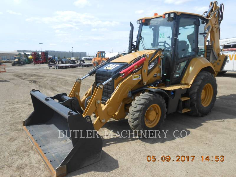 CATERPILLAR RETROEXCAVADORAS CARGADORAS 420 F 2 IT equipment  photo 1
