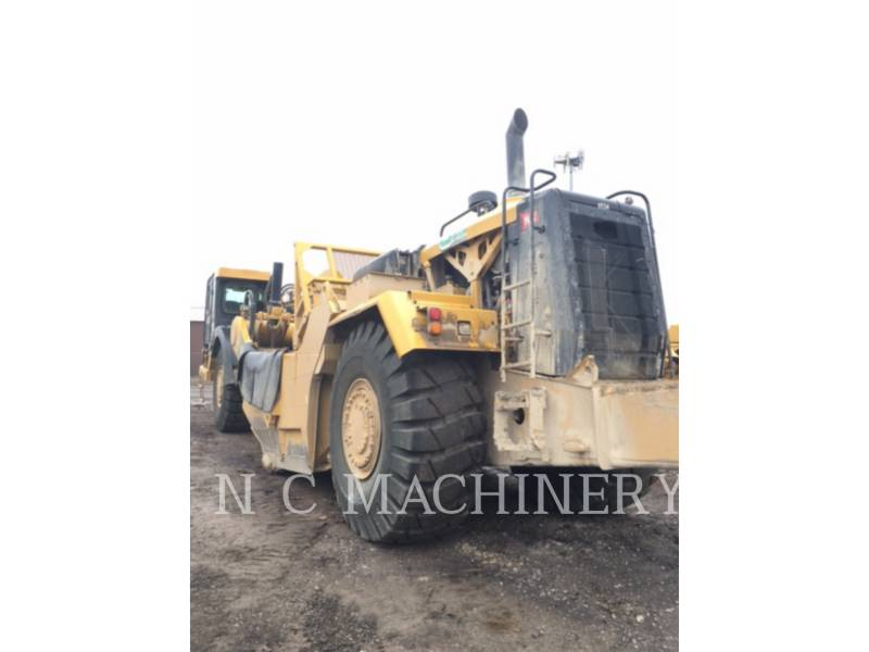 CATERPILLAR WHEEL TRACTOR SCRAPERS 627H equipment  photo 2