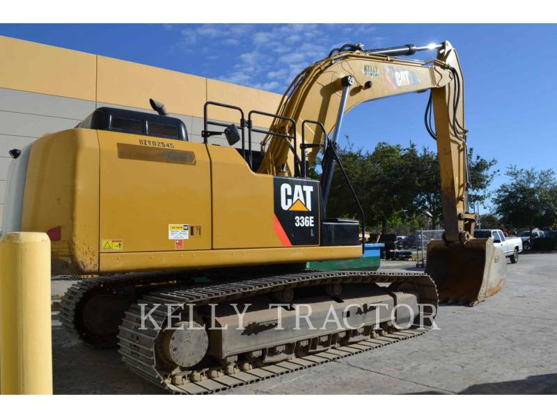 Caterpillar EXCAVATOARE PE ŞENILE 336EL equipment  photo 2
