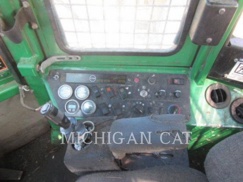 JOHN DEERE FORESTRY - FELLER BUNCHERS - WHEEL 843J WFELLER equipment  photo 12