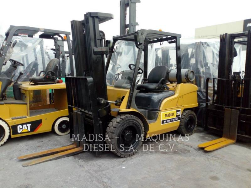 CATERPILLAR LIFT TRUCKS MONTACARGAS 2P7000-GLE equipment  photo 1