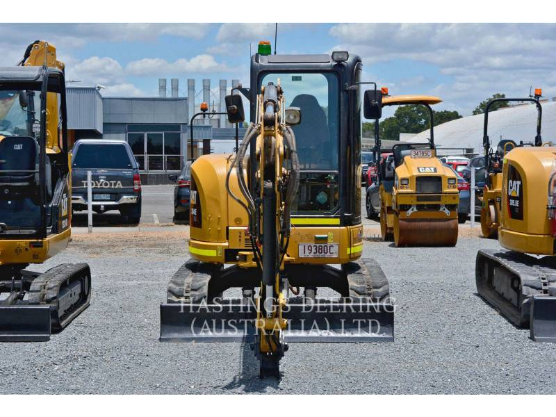CATERPILLAR PELLES SUR CHAINES 304E C2 equipment  photo 2