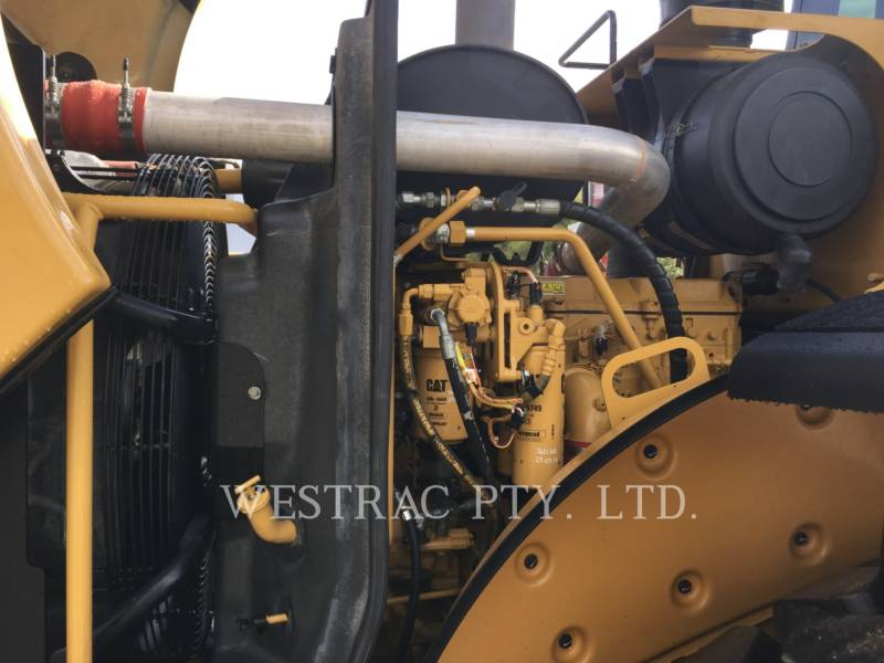 CATERPILLAR PALA GOMMATA DA MINIERA 966 H equipment  photo 10