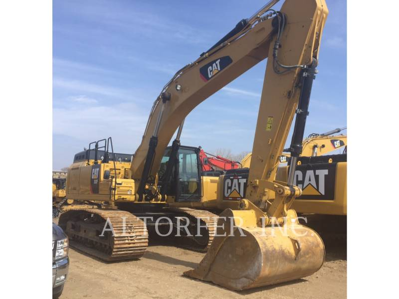 CATERPILLAR EXCAVADORAS DE CADENAS 352FVG equipment  photo 1