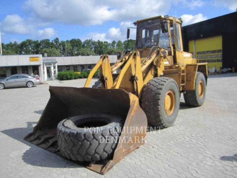 FIAT ALLIS WHEEL LOADERS/INTEGRATED TOOLCARRIERS FR12 equipment  photo 8