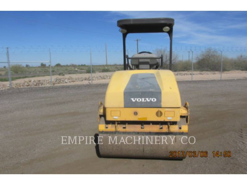 VOLVO VIBRATORY DOUBLE DRUM ASPHALT DD38HF equipment  photo 5