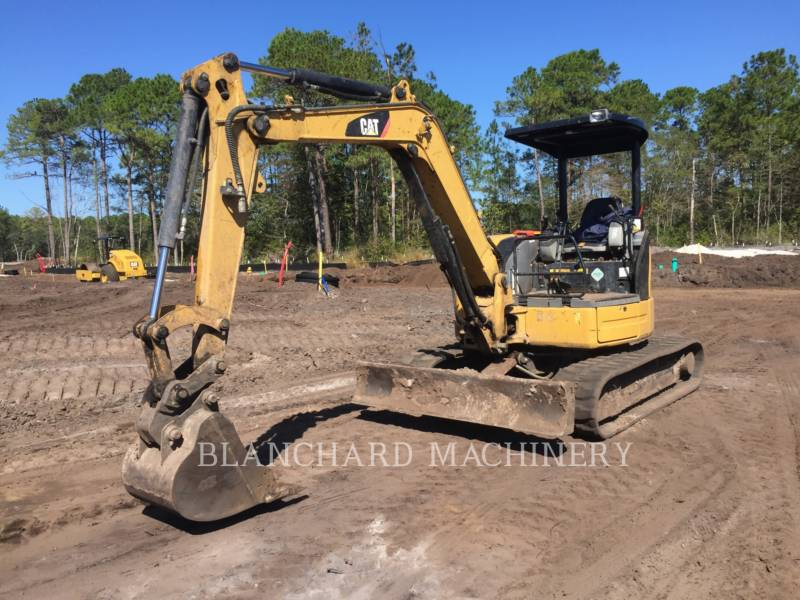 CATERPILLAR PELLES SUR CHAINES 304C CR equipment  photo 2