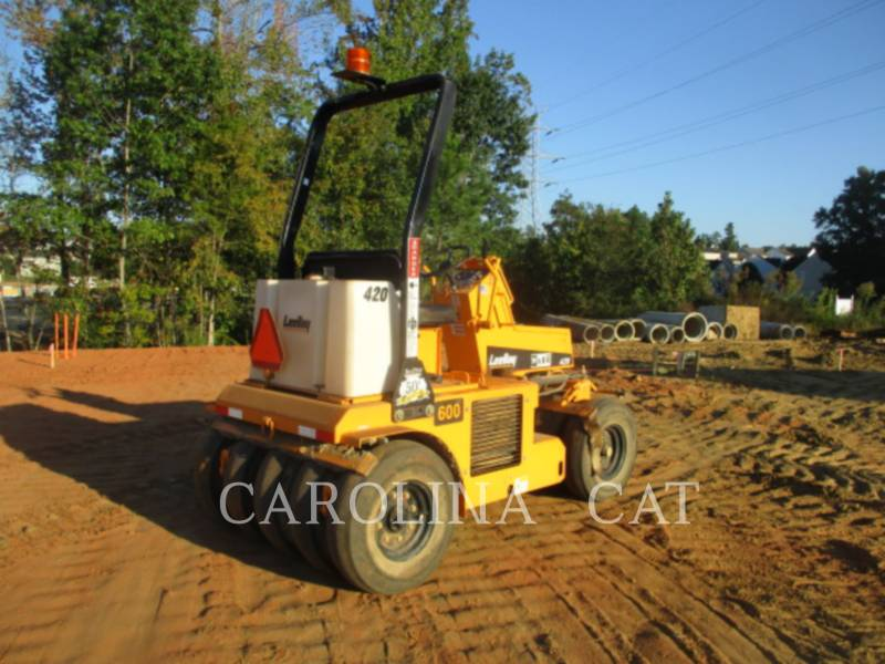 LEE-BOY COMPACTADORES 420 equipment  photo 3
