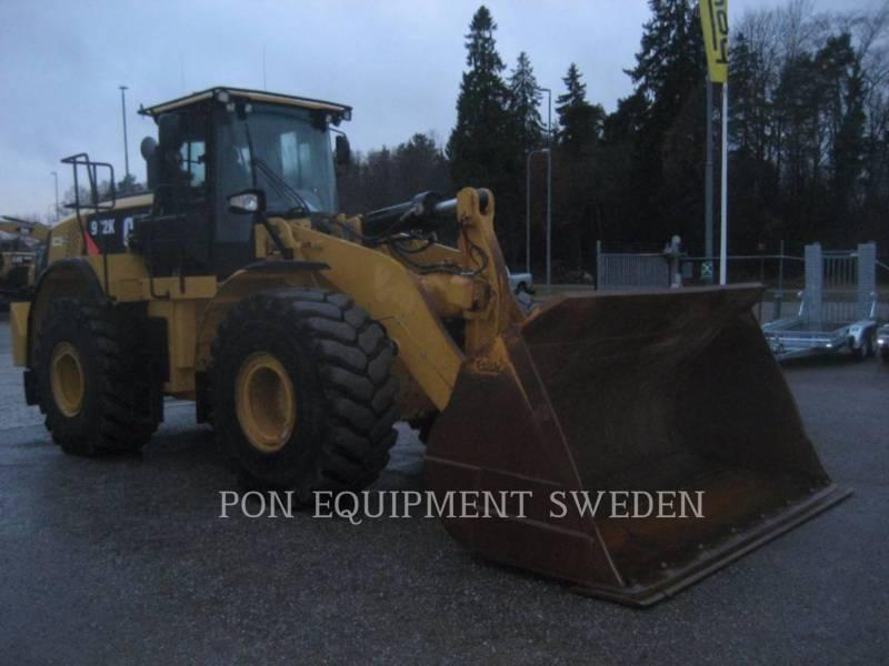 CATERPILLAR ŁADOWARKI KOŁOWE/ZINTEGROWANE NOŚNIKI NARZĘDZI 972 K equipment  photo 1