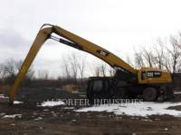 Equipment photo CATERPILLAR MH3037 PELLES SUR PNEUS 1
