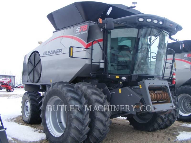 GLEANER COMBINES S78 equipment  photo 3