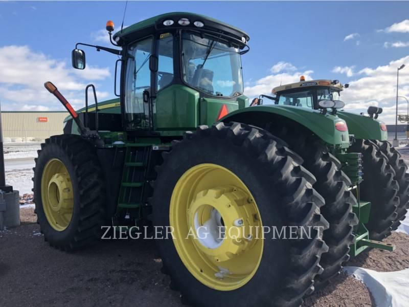 DEERE & CO. TRACTEURS AGRICOLES 9410R equipment  photo 8