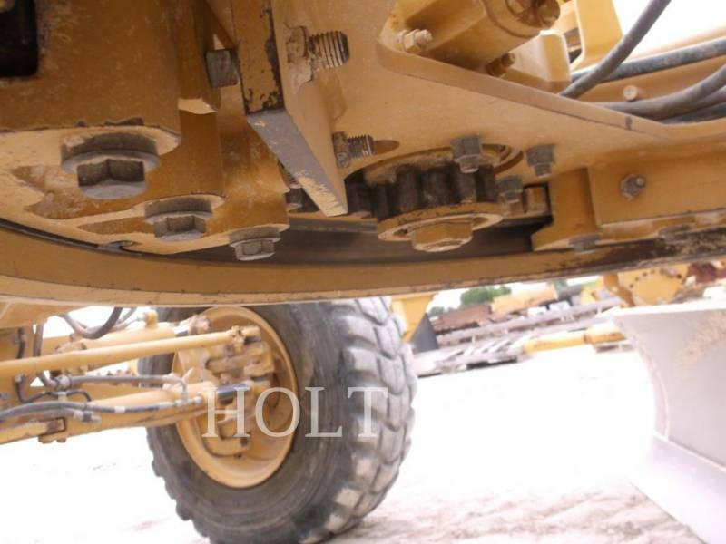 CATERPILLAR MOTORGRADER 140M3 equipment  photo 10