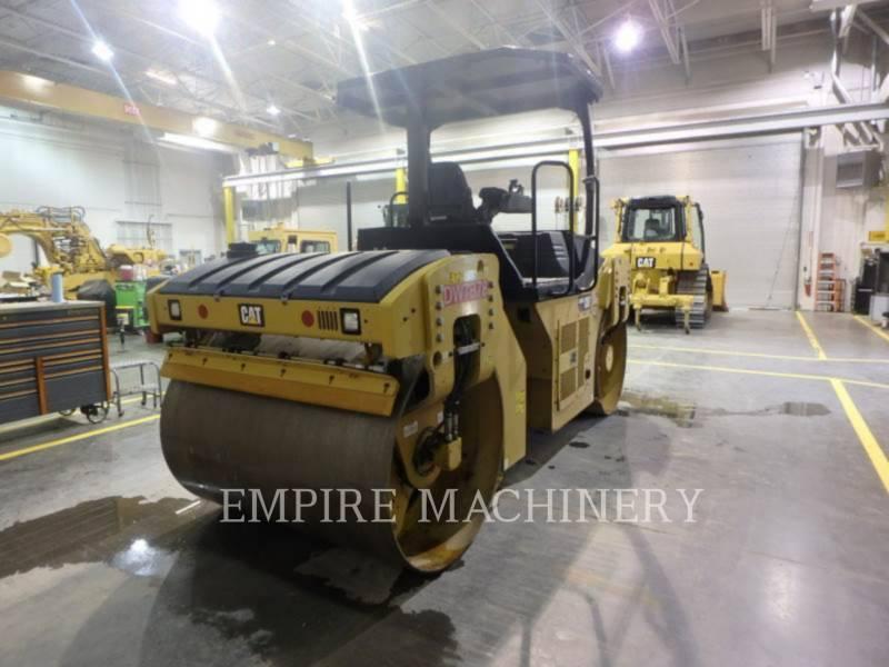CATERPILLAR TANDEMVIBRATIONSWALZE, ASPHALT CB54B equipment  photo 2
