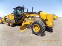 Equipment photo CATERPILLAR 140M3AWD MOTOR GRADERS 1