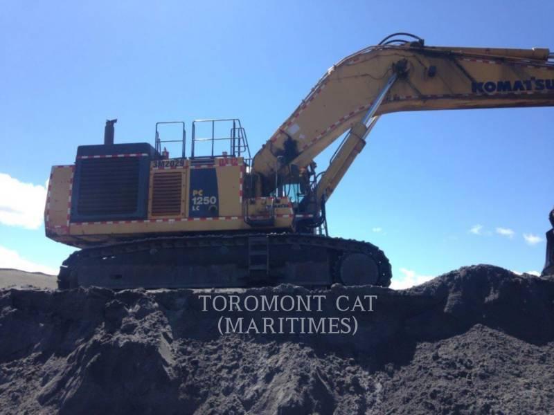 KOMATSU トラック油圧ショベル PC1250 LC equipment  photo 2
