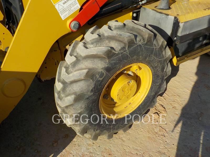 CATERPILLAR バックホーローダ 420FST equipment  photo 17