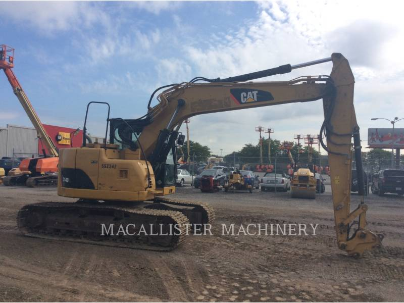 CATERPILLAR PELLES SUR CHAINES 314DLCR equipment  photo 6