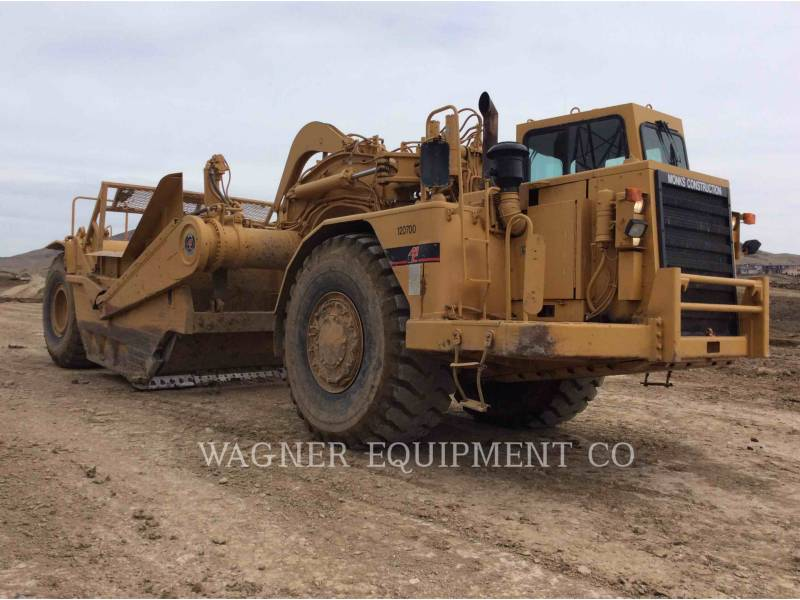 Caterpillar TRACTOARE-SCREPERE CU ROŢI 631EII equipment  photo 4