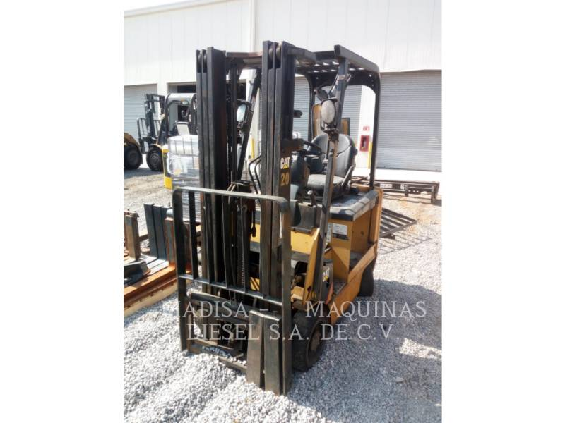 CATERPILLAR LIFT TRUCKS CHARIOTS À FOURCHE E3500-AC   equipment  photo 2