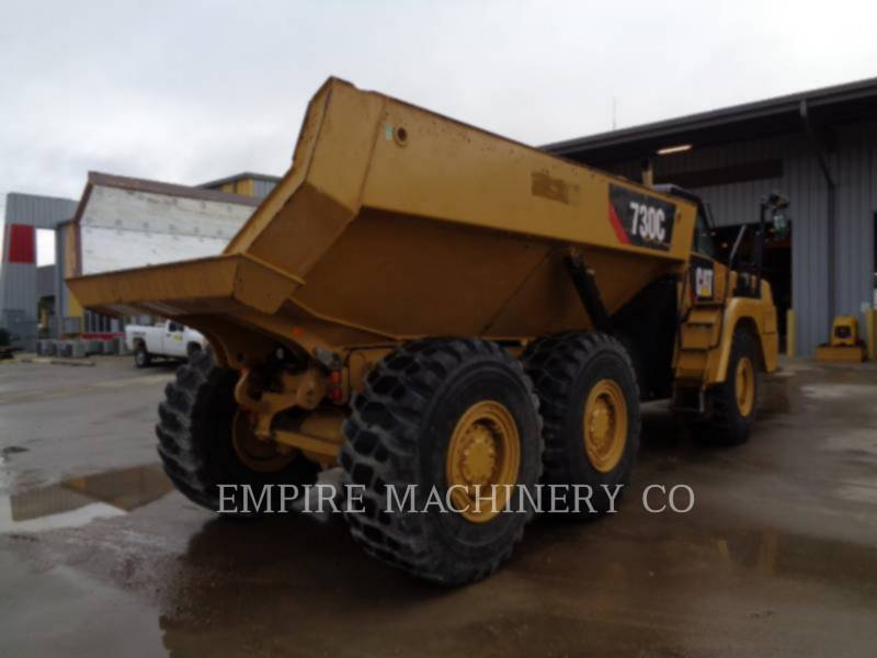 CATERPILLAR OFF HIGHWAY TRUCKS 730C equipment  photo 5